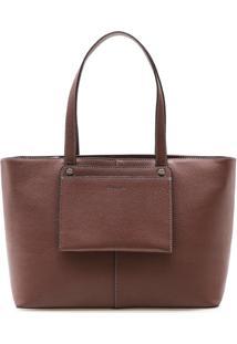 Bolsa Corello Shopping Ali Eco Floater Corello Shopping Bag Marrom