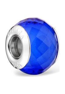 Pingente Life Murano Azul