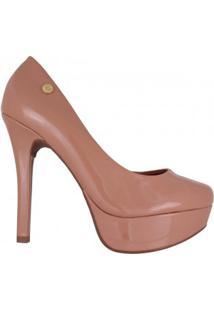 Sapato Feminino Vizzano Meia Pata