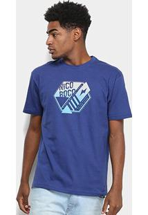 Camiseta Nicoboco Básica Bristol Masculina - Masculino