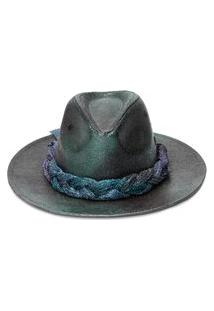 Chapéu Feminino Panamá Com Corda - Verde