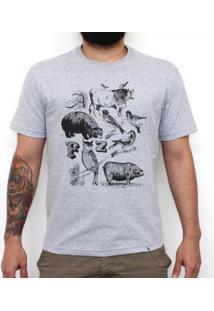 Jaula - Camiseta Clássica Masculina