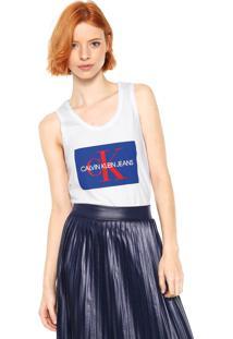 72c2d0037e10f Regata Calvin Klein Jeans feminina