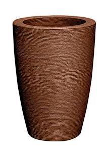 Vaso Grafiato Nutriplan Ferrugem 38Cm
