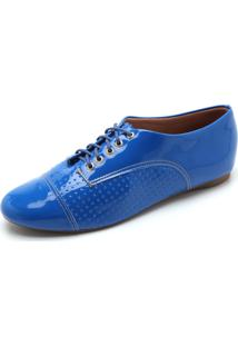 Oxford Fiveblu Perfuros Azul