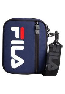 Pochete Shoulder Bag Fila Versatili Azul Escuro