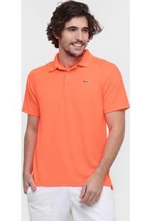 Camisa Polo Lacoste Lisa - Masculino