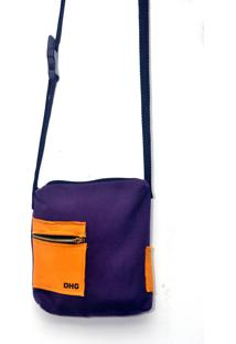 Bolsa Dhg Clothing Colors Roxo