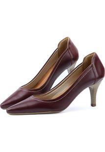 5e37b4c72 Sapato Bico Fino Bordo feminino | Shoelover