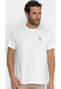 Camiseta Aleatory Lisa Masculina - Masculino