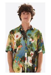 Camisa Paraiso Dos Tucanos