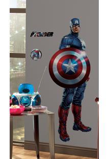 Capitão América Gigante - Vingadores