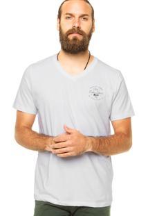 Camiseta Colcci Denin Branca