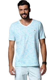 Camiseta Diezo Arabescos - Masculino