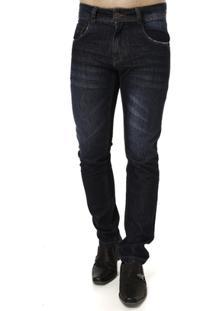 Calça Jeans Masculina - Masculino