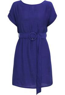 Vestido Florença - Azul