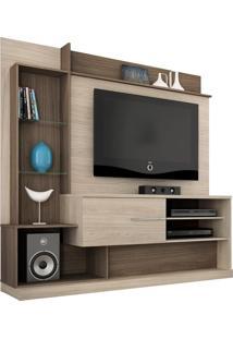 Estante Para Tv Dimas 6000015 Amêndoa - Madetec