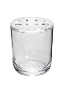 Porta-Escova Glassy - Home Style