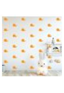 Adesivo Decorativo De Parede - Kit Com 55 Baleias - 031Kaa02