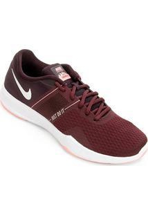 Tênis Nike City Trainer 2 Feminino - Feminino-Vinho+Prata