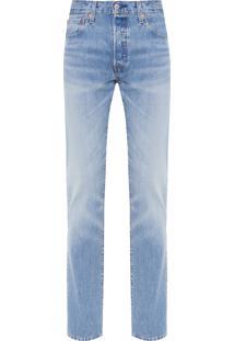 Calca Masculina 501 Slim - Azul