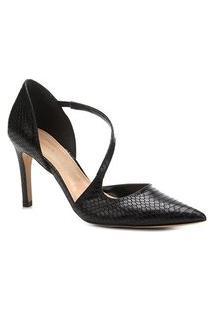 Scarpin Shoestock Salto Alto Snake