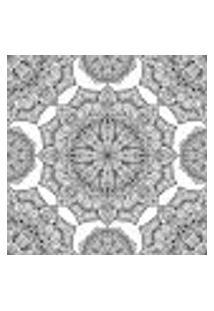 Papel De Parede Adesivo - Mandala - 064Ppd