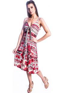 e02fc228d R$ 149,90. Dafiti Vestido Carbella Decote Laço ...