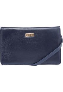 ab17704a3 Bolsa Azul Marinho Santa Lolla feminina   Shoelover