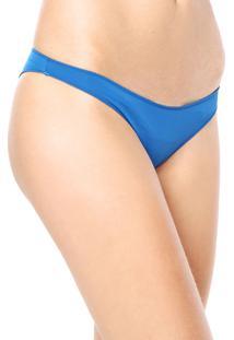 Calcinha Marcyn Minikini Básica Azul