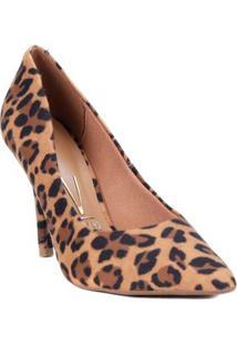 75f29d18d0 Lojas Pompeia. Sapato Scarpins Feminino Vizzano ...