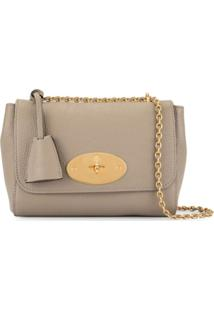 Mulberry Bolsa Mini Classic Lily - Neutro