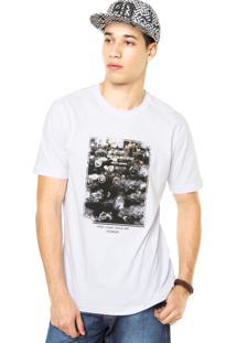 Camiseta West Coast Industrial Branca