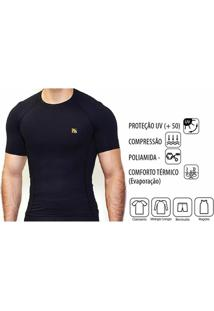 Camisa Manga Curta Compressão - Masculino
