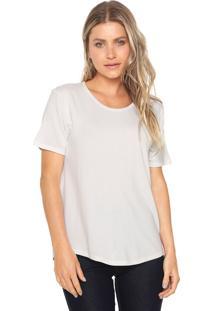 Camiseta Forum Lisa Branca