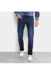 Calça Jeans Colcci Reta John Masculina - Masculino-Jeans