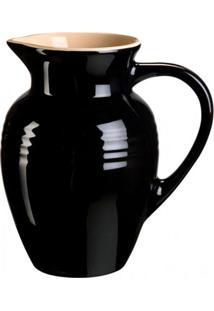 Jarra 600Ml - Le Creuset - Black Onix