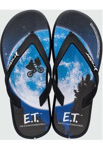 Chinelo Masculino Estampa E.T. O Extraterrestre Rider 11430