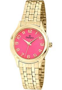 Relógio Champion Analógico Ch24893L Feminino - Feminino