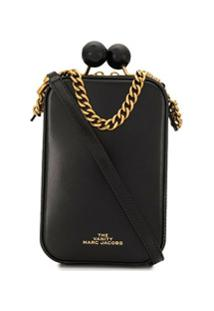 Marc Jacobs Bolsa The Vanity - Preto