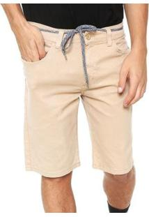 Bermuda Element Walk New Khaki Masculina - Masculino