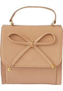 Bolsa Bag Dreams Laço Rosa - Tricae