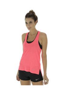 9fa0df5360 ... Camiseta Regata Nike Breathe Run - Feminina - Rosa