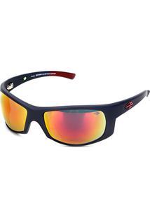 Óculos De Sol Mormaii Acqua Espelhado 00287D9911 Masculino - Masculino-Cinza