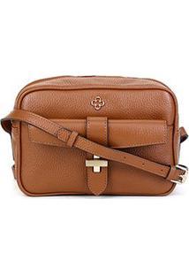 Bolsa Capodarte Relax Mini Bag Feminina - Feminino-Marrom
