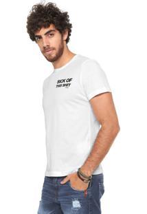 Camiseta Sergio K Connect Branca