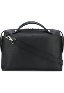 Fendi Bolsa Para Notebook By The Way - Preto