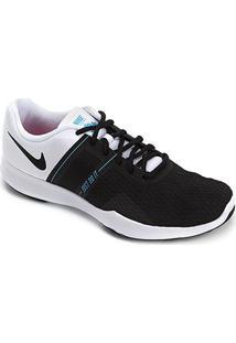 Tênis Nike City Trainer 2 Feminino - Feminino-Branco+Preto