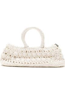 Nannacay Bolsa Maggie Baby - Branco