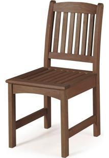 Cadeira Combine Stain Nogueira - 35381 - Sun House